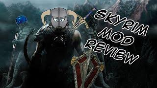 | Skyrim Mod Reviews | E1: Anime Mods - Naruto, Bleach, Ect.