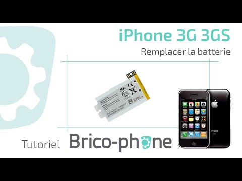 comment demonter iphone 3g s
