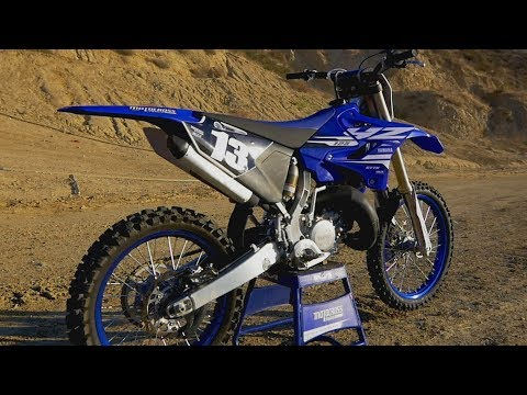 First Ride 2018 Yamaha YZ125 two stroke – Motocross Action Magazine