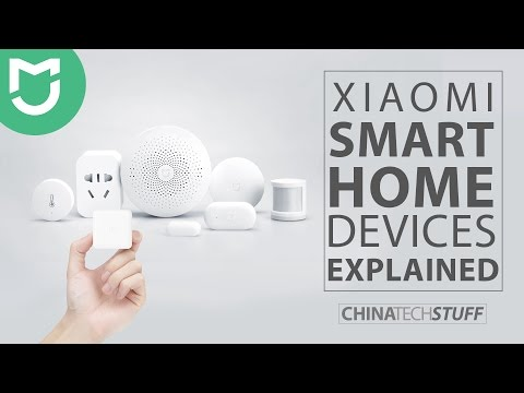 Xiaomi Smart Home Products Explained