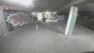 Rambo Whoop nightrace with RoLi FPV -