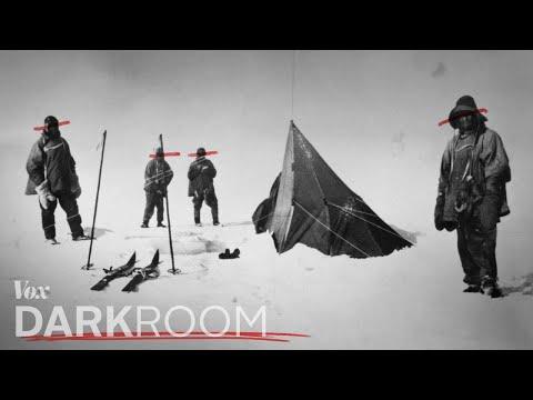 Smrtící závod k jižnímu pólu