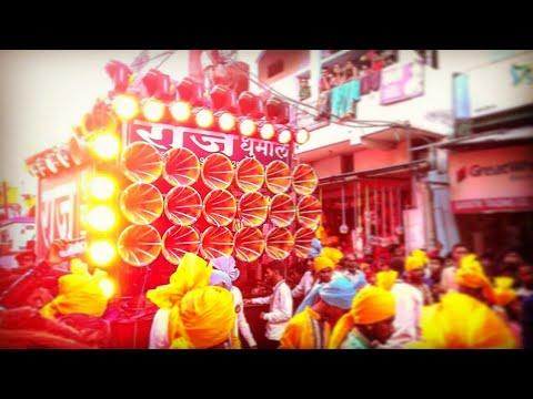 Raj Dhumal Durg, in Nagpur at depti signal , sai palki