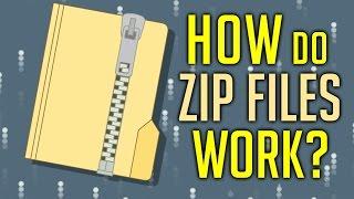 How Do ZIP FILES Work?