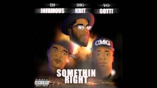 Big KRIT - Somethin Right ft Yo Gotti & DJ Infamous (AndyG Mix)