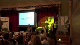 preview picture of video 'Plant for the planet Akademie im Christian-Weise-Gymnasium Zittau'