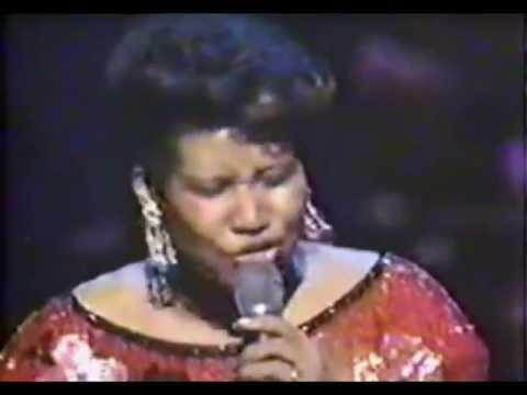 Aretha Franklin   Angel Showtime special