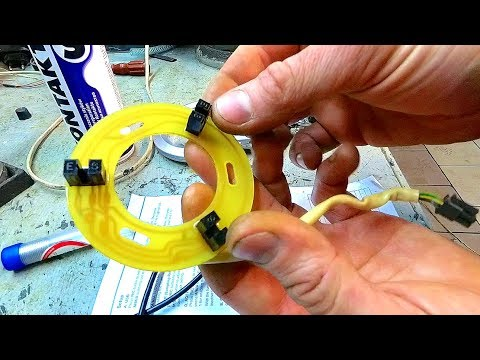 Калина электроусилитель руля. Ошибка С1044