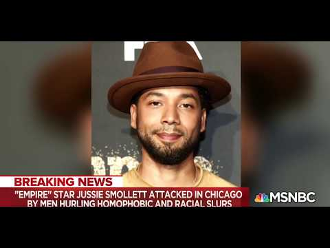 The fake news amplified the Jussie Smollett hate crime hoax