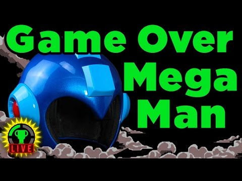 Megaman Unlimited - THE END of MEGAMAN? - GTLive - Video