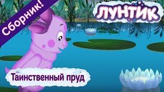 Лунтик 🌅 Таинственный пруд 🌅 Сборник мультфильмов
