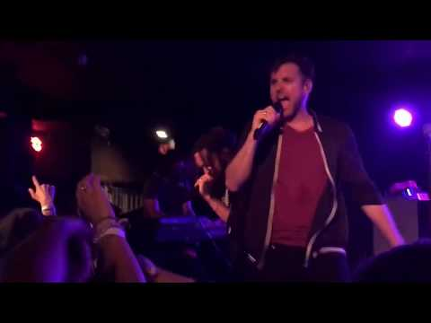 Flobots -Cracks in the Surface (live) @ The Bottleneck Lawrence KS June 2,2017