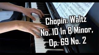 chopin waltz op 69 no 10 - TH-Clip