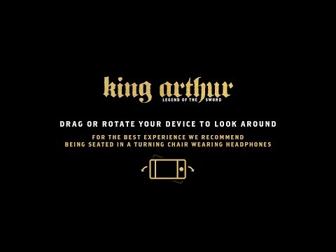 King Arthur: Legend of the Sword (Viral Video 'Explore in 360')
