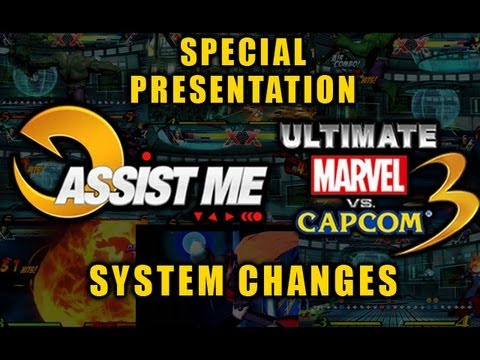 Ultimate Marvel Vs. Capcom 3's Changes Through A Pro's Eyes