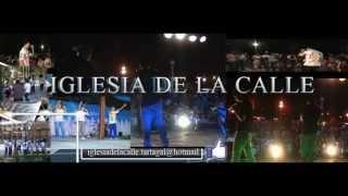 preview picture of video 'JESÚS ESTA AQUÍ - IGLESIA DE LA CALLE TARTAGAL 2014'