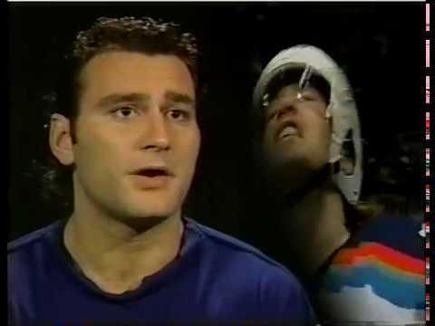December 7 1996 Isles on SportsChannel promo and Denis Potvin interview