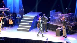 Brian Mcknight and his sons- Marry Your Daughter