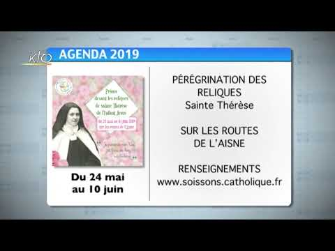 Agenda du 24 mai 2019