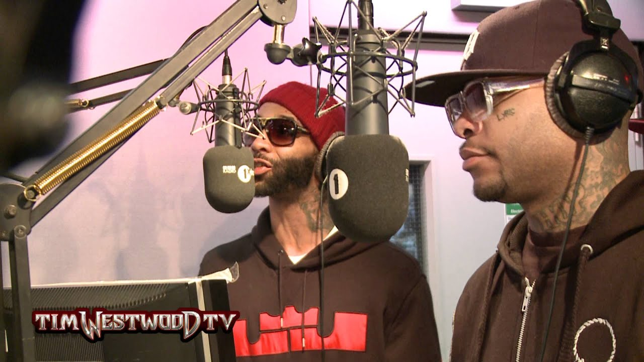 Slaughterhouse interview on the Tim Westwood Show (Video)