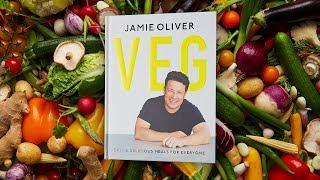 My New Book VEG 🥑🍆 🌽 🥕 | Jamie Oliver