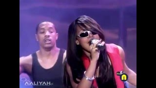 "Aaliyah - One In A Million - Live At ""All That"" 1997 [Aaliyah.pl]"