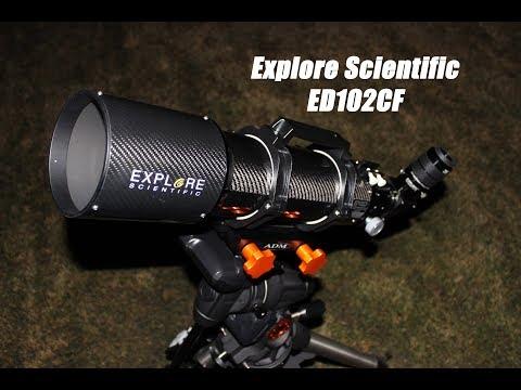 Explore Scientific ED102CF Review