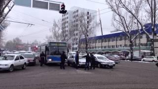 БОЙ БЕЗ ПРАВИЛ 2, Автовокзал Сайран г Алматы