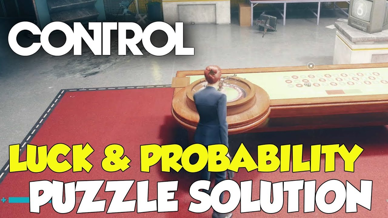 Control: Luck & Probability Puzzle Solution