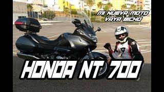 Review  #Honda NT 700 | Prueba / Test / Review En Español Parte 1