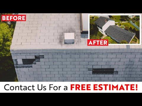 Full Roof Replacement In Matawan, NJ 4K