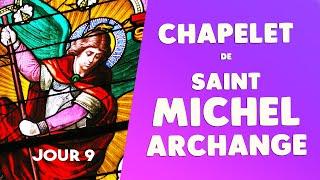 LE CHAPELET de SAINT MICHEL ARCHANGE [PRIÈRE de PROTECTION PUISSANTE]