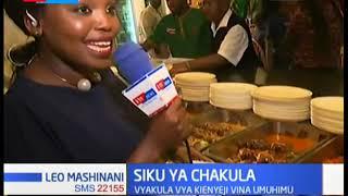 Siku ya Chakula yaidhinishwa  huku wengi wakipendelea vyakula vya kienyeji.