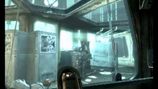 Fallout 3 Ending - Charon Starts Purifier