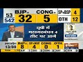 IndiaTV LIVE | Lok Sabha Election Results 2019 LIVE | NDA Ahead With 48 Seats - Video