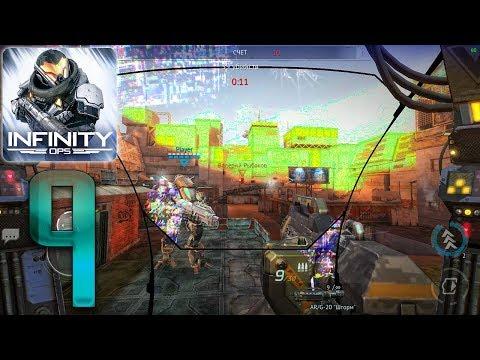 Infinity Ops: Sci-Fi FPS - Gameplay Walkthrough Part 9