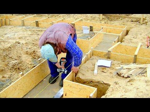 comment construire ses fondations