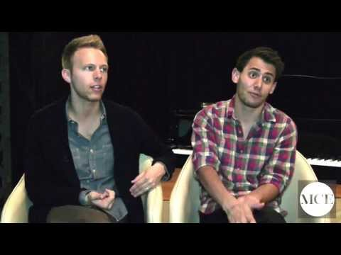 Pasek and Paul on writing a showtune vs writing a cabaret song