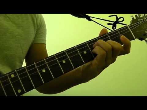 How to Play  Bm (B Minor) Guitar Bar Chord