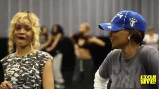 Rihanna - Where Have You Been (Dance Rehearsal)