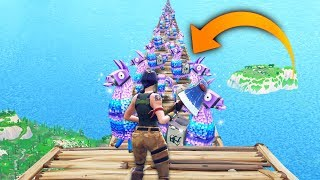 INFINITY LOOT LLAMAS..!!  |Fortnite Funny and Best Moments Ep.69 (Fortnite Battle Royale)