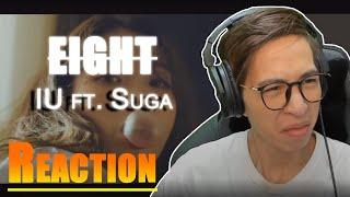 [MV] IU(아이유) _ eight(에잇) (Prod.&Feat. SUGA of BTS)   Viruss Reaction Kpop