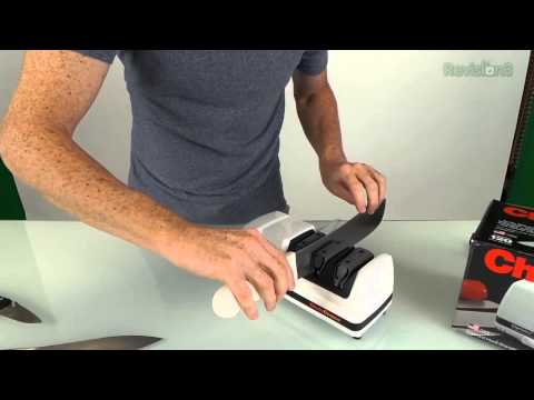 Geek Beat Archives   Edge Select Pro M120 Electric Knife Sharpener Review and Tutorial