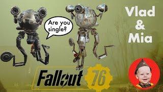 Fallout 76 Easter Eggs: Vlad and Mia