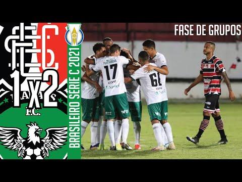 Santa Cruz 1x2 Manaus FC