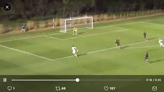 Watch Hunter and Giuseppe Barone Connect on MSU's Sweet 16 Goal!