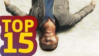 Игра GTA, GTA IV TOP 15 ACCIDENTS Vol. 1 HD