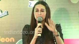 I was the special one for my grandfather for a while says Karishma Kapoor