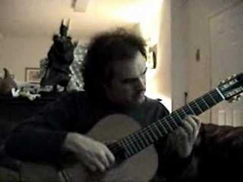 Classical Guitar Chick Corea Arrangement