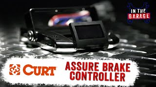 In the Garage Video: CURT Assure™ Brake Controller
